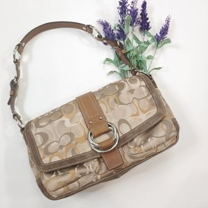 COACH CHELSEA Sateen Shoulder Bag D05K-2175